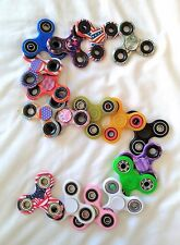 Lot of 5 Pocket Gear Gyro EDC ADHD Autism Anxiety Tri Fidget Spinner Focus Toys