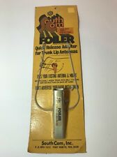 South Com Foiler Quick Release Adapter Trunk Lip Antenna Theft Prevention NOS