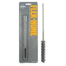 """10mm Flexhone Flex-hone 320 grit .394"""" AO Aluminum Oxide for Bronze valve guides"""