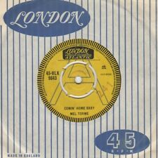 Mel Torme Comin Home Baby London Demo 45-HLK 9643 Soul Northern Motown