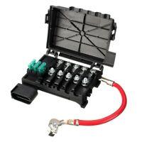 Boîte à Fusibles Batterie Terminal pour VW Beetle Golf Jetta 2.0 1.9TDI Audi A3