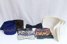 Men's Vintage Bow Tie, Tie and Cuff lot Lot 72