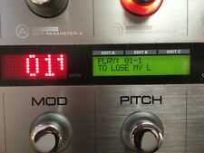 White Lies Owned - TC Electronic G-System Guitar Fx