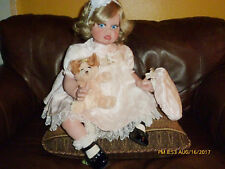 FAYZAH SPANOS DOLL  ''''' KELLY ''''