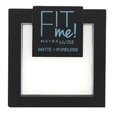 MAYBELLINE FIT ME POWDER MATTE & PORELESS  090 TRANSLUCENT - NORMAL TO OILY SKIN