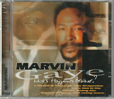 MARVIN GAYE / WHAT'S HAPPENING BROTHER? / 2001 CD ALBUM  (New & Sealed)
