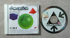 CD AUDIO INT / D-MENTION TECHNO VARIOUS ARTISTS  CD COMPILATION 13 TITRES 1997