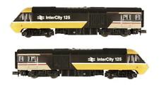 Dapol 2D-019-201 N Gauge Class 43 HST Intercity Executive Twin Pack 43131&43128