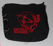 Fullmetal Alchemist ED Mythware black bag wallet shoulder purse bag NEW