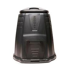 NEW British Made Ward Ecomax Black Plastic 220 Litre Composter / Compost Bin