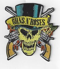 GUNS.N.ROSES  IRON ON PATCH  buy 2 get 1 free