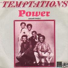 SOUL 45 SINGLE THE TEMPTATIONS POWER HOLLAND FUNK 7 ""