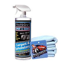ProShine Spray and Clean + FREE Cloths & Air Freshener