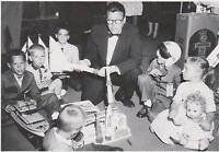 "*Postcard-""Toy Council"" -Children -Hess's Dept.  Store/Allentown, Pa. (A10-3)"