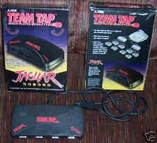Team Tap Joystick Port Expander New Atari Jaguar
