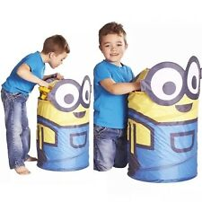 Minions Despicable Me Pop Up Storage Bin LIMITED EDITION Toys Laundry Kids