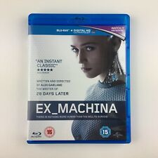 Ex_Machina (Blu-ray, 2015)