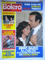 Bolero1808/9 Cecchetto Walesa Bosè Rivelli Harris Franco Ciccio Villa Cabrini