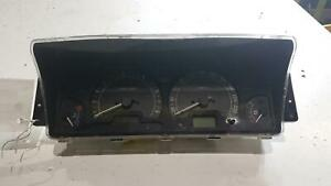 LAND ROVER DISCOVERY INSTRUMENT CLUSTER AUTO/ MANUAL T/M, 10/02-03/05 FACELIFT T