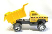 Tonka Steel Wheels Earth Movers Dumper  Truck # 1359, yellow, 1993