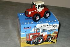 NEW 4166 INTERNATIONAL National Farm Toy Show 1/64 Tractor NIB Ertl Tomy Case IH