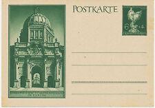 DT.REICH 1944 Sonderpostkarte deutsche Goldschmiedekunst Schloßmuseum in Berlin