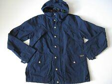 POLO RALPH LAUREN Men's Navy Cotton Blend Foster Falls Hooded Jacket M