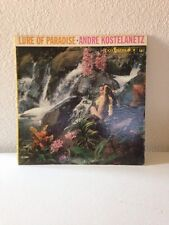 Andre Kostelanetz And His Orchestra-Lure Of Paradise Vinyl LP