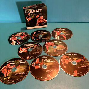 Les Mills COMBAT ~ Replacement DVD ~ (8) Discs to choose from (YOU PICK) ~ NICE!