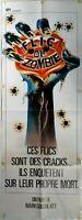 Plakat Kino Flic Oder Zombie - Treat Williams 60 X 160 CM