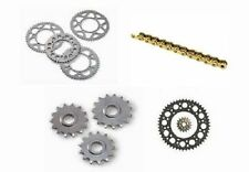 KIT CATENA CORONA PIGNONE DUCATI MONSTER S4R 996 2003-2006 MODIFICA PASSO 520