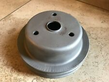 Chevy Small Block Crank Pulley SBC 307 327 350 383
