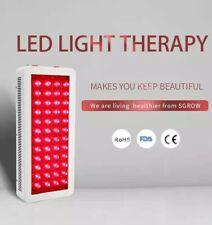 Sgrow red light near infrared light VIG500 500 watt 660nm:850nm= 1:1  100nm/cm