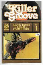 Aftershock KILLER GROVE #1 first printing