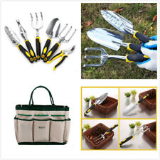 Ergonomic 7Piece Garden Tool Set, Durable, Heavy Duty Aluminum Alloy A Good Tool