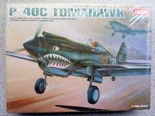 "Academy 1:48 Curtiss P-40C, ""Tomahawk"". Kit Nr. 2182"