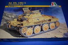 Italeri 6448 - Sd.Kfz. 140/1 Aufklarungspanzer 38 (t)  scala 1/35