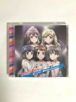 "POPPIN'PARTY-BANG DREAM! (ANIME)"" 6TH SINGLE: MAE E SUSUME-JAPAN CD w/OBI"
