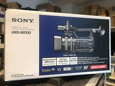 Sony HXR NX 100 FULL HD Camorder  OVP HÄNDLER