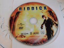 Chronicles of Riddick (DVD, 2004, Full Frame)Disc Only 13-281