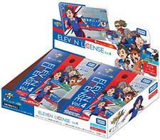 Inazuma Eleven Eleven license Vol.4 BOX