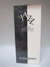 JAZZ  By Yves Saint AfterShave Lotion 1.6 Fl oz/50 ml NIB SEALED Men
