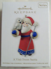 Hallmark 2011 A Visit From Santa (3rd in Series) New in Box
