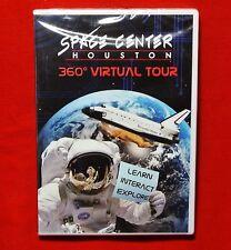 GENUINE Brand New DVD-ROM NASA Houston Space Center 360 deg Virtual Tour Program