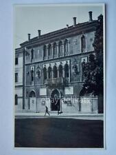 BELLUNO Palazzo Municipale vecchia cartolina
