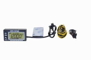 Multi Drehzahlmesser Wassertemperaturmesser Betriebsstundenzähler,2, 4 Takt Kart