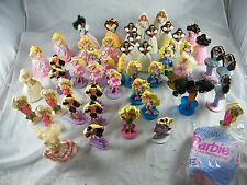 LOT OF MCDONALD'S BARBIE HAPPY MEAL TOYS WITH SETS AND MANY EXTRAS