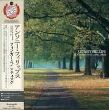 Anthony Phillips - Finger Painting (Japanese mini LP sleeve) CD Prog
