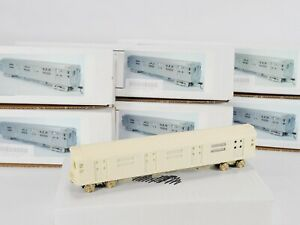 Imperial Hobby Budd R11 Subway Car Set/6 Bowser Powered Resin Kits HO &Bonus NEW