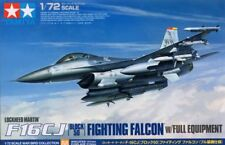 Tamiya 1/72 F-16CJ Block 50 Fighting Falcon w/Full Equipment # 60788